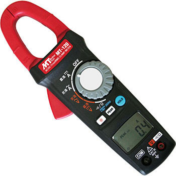 AC/DC Digital Clampmeter