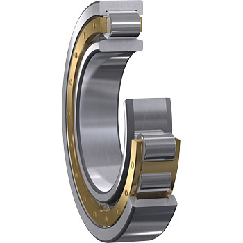 Single row cylindrical roller bearings (NU type)