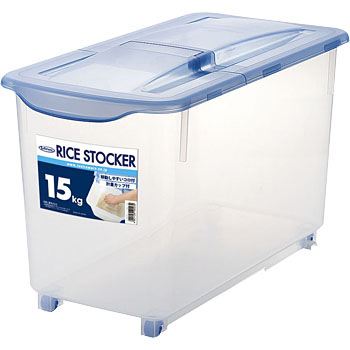 Slide Rice Bin (without Packing)