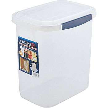 Lock Type Food Container, Depth Type, Jumbo Case