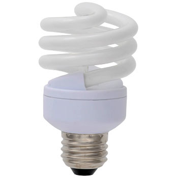 ecodeQ Spiral Light Bulb