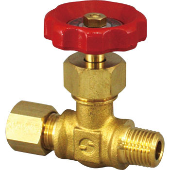 Miniature Needle Valve (Ring Type R - B)