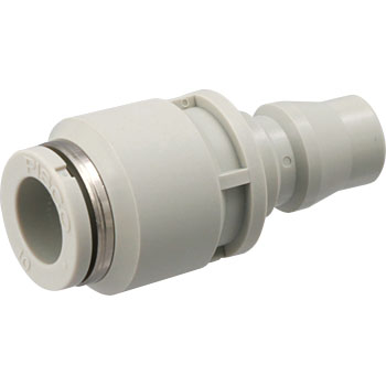 Light Coupling Plug, Straight One-Touch Fitting Type