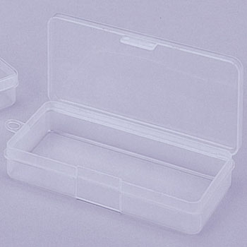 Clear Plastic Case