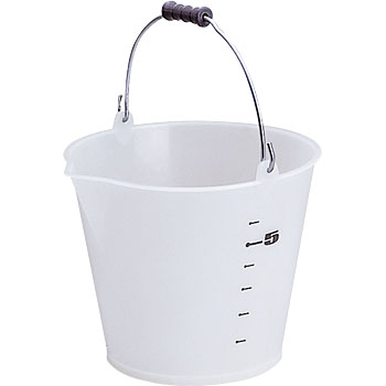 Durable Bucket 8L