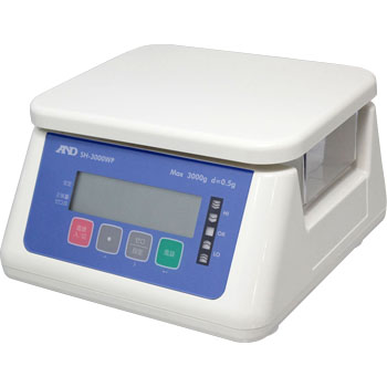 Digital Waterproof Scales SH-WP Series