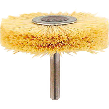 Fiber Wheel Brush