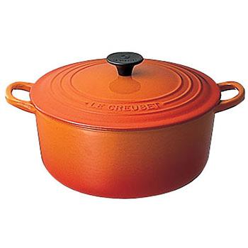 Le Creuset Cocot Rondo Le Creuset No Hydrolysis Pots Casting Pots