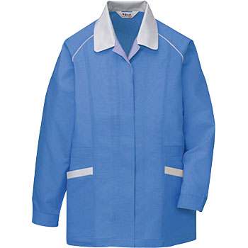 46825 Eco-product electric power supply long-sleeved smock (for spring and summer)