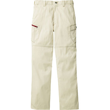 Jawin 55902 100% cotton Tuck cargo pants (for spring and summer)