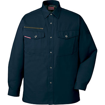 80204 100% cotton stretch long-sleeved shirt (for the year)