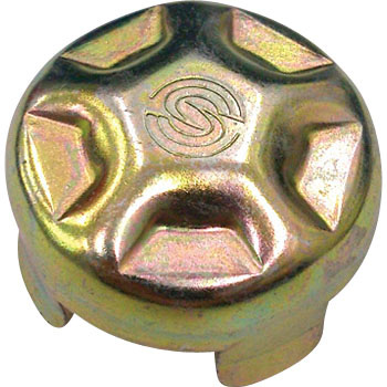 Scaffold Tube Cap