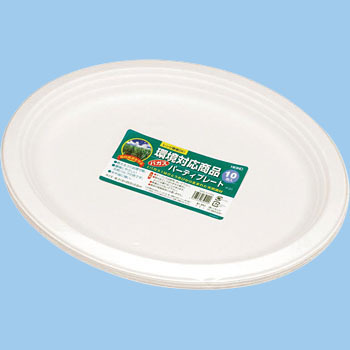 Paper Party Plate