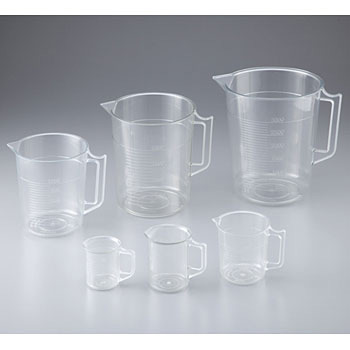 Transparent Measuring Cups
