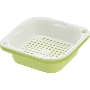 Ray Stack Corner Sink Strainer