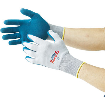 Rubber Non-Slip Gloves
