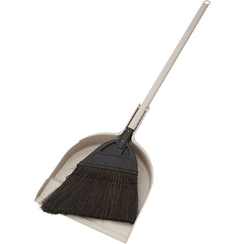 Broom Dustpan Set