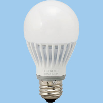 LED Bulb Wide Flux Distribution Type