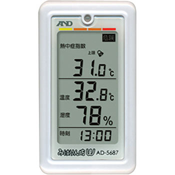 Living Environment Thermo-hygrometer, For Heatstroke