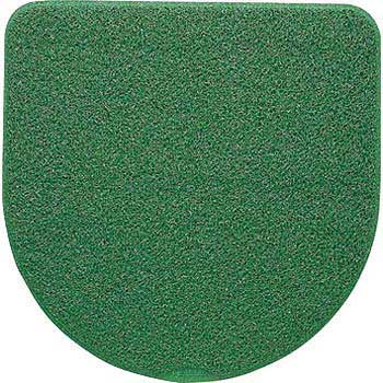 Ron soft mat Standard (for toilet MR) Green