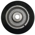 Rubber Wheel, SA Type, No Bearing