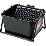 Bucket-type roller tray