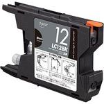 LC12 correspondence interchangeable ink cartridge