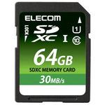 UHS-I compatible SDXC memory card with data recovery service