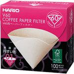 V60 for the paper filter (box ON)
