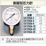 Pressure Gauge (Glycerin included)