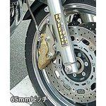 Caliper support [SIL] (BREMBO65mm4PAD & STD rotor diameter)