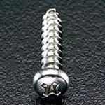 Pan Head Tapping Screw, Stainless Steel