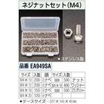 Screw nut set (stainless steel)