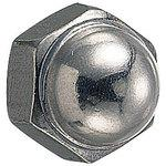 Hex Cap Nut, Stainless Steel