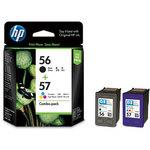 HP 56/57 black-color pack