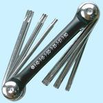 Torx Wrenches, 6 piece set