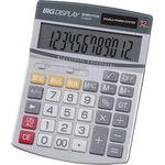 BIG DISPLAY Semi desk size calculator