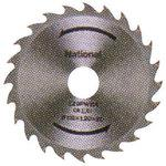 Woodworking blades for power cutters