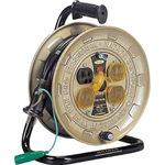 JT - 3 type code reel single phase 100 V with ground 10 m thermocut