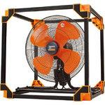All-closing factory fan (ZEPHIRE cube type)