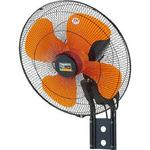 "All-closing factory fan ""Zephyr"" wall-mounted type"