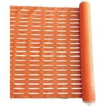 Orange Net Fence Roll