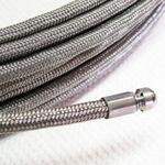 1 minute size , stainless steel washing pipe hose