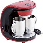 Gift Days Melito stainless 2 cup coffee maker