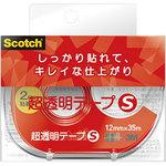 Scotch ultra-transparent tape S 600