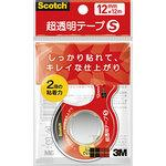 Scotch ultra-transparent tape S Komaki