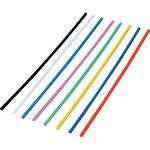 Without bellows color straw (long) 8 pcs