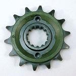 (I / X) sprocket (output) 14 T 13144 - 1278