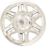 Wheel cover (metallic silver)