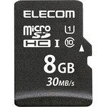 MicroSDHC card with data recovery service UHS-I 30MB / s